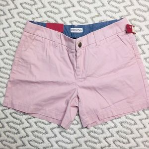 Merona Pink Chino Shorts Size 4 5in Inseam NEW
